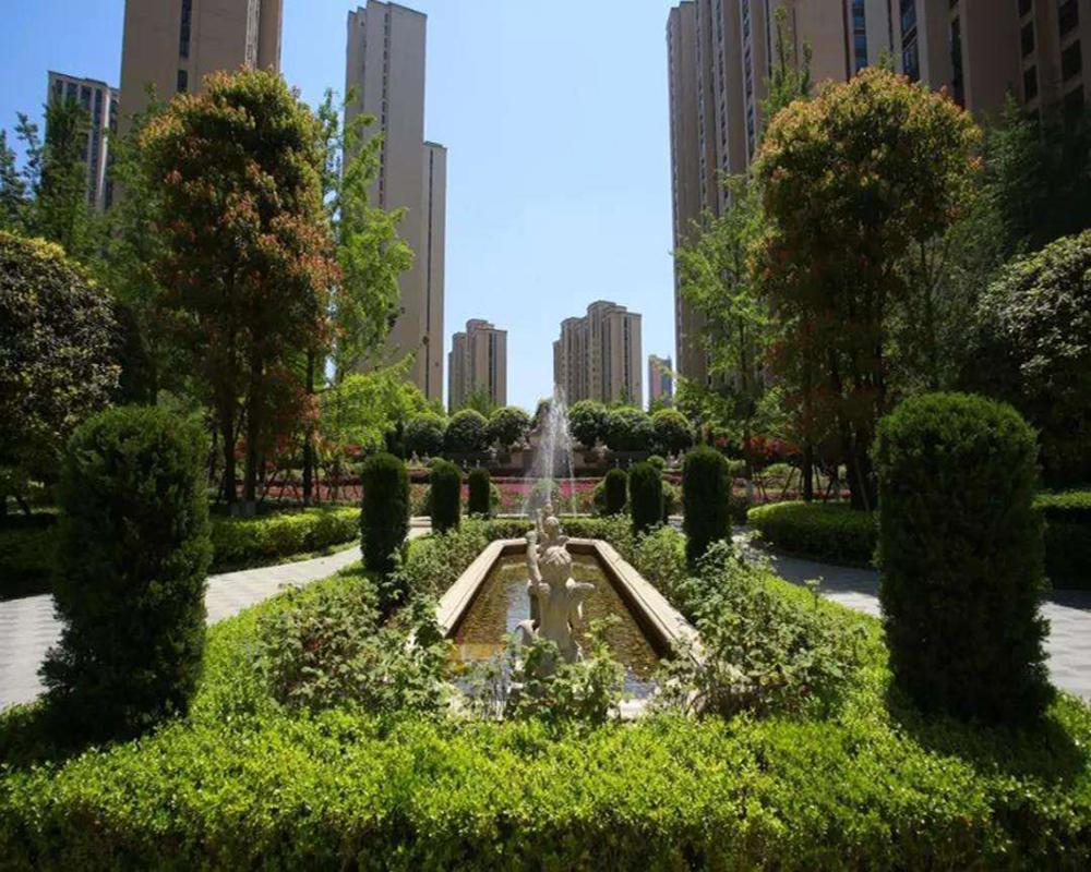 实地增城蔷薇国际花园